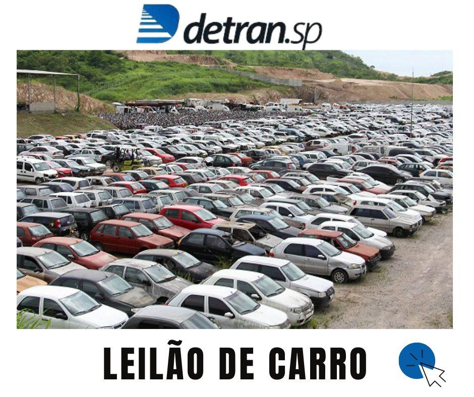 Leilão de Carros do DETRAN   Como Participar