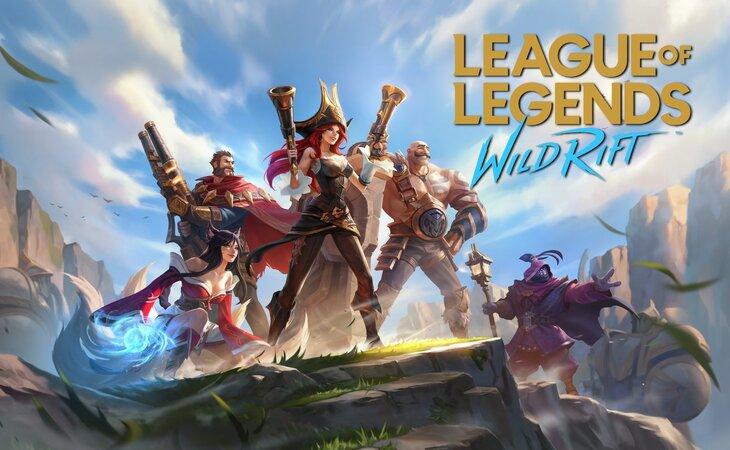 Como Jogar LoL no Celular – League of Legends para – Wild Rift