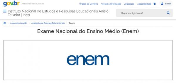 MEC abre inscrições do ENEM, veja quem terá gratuidade