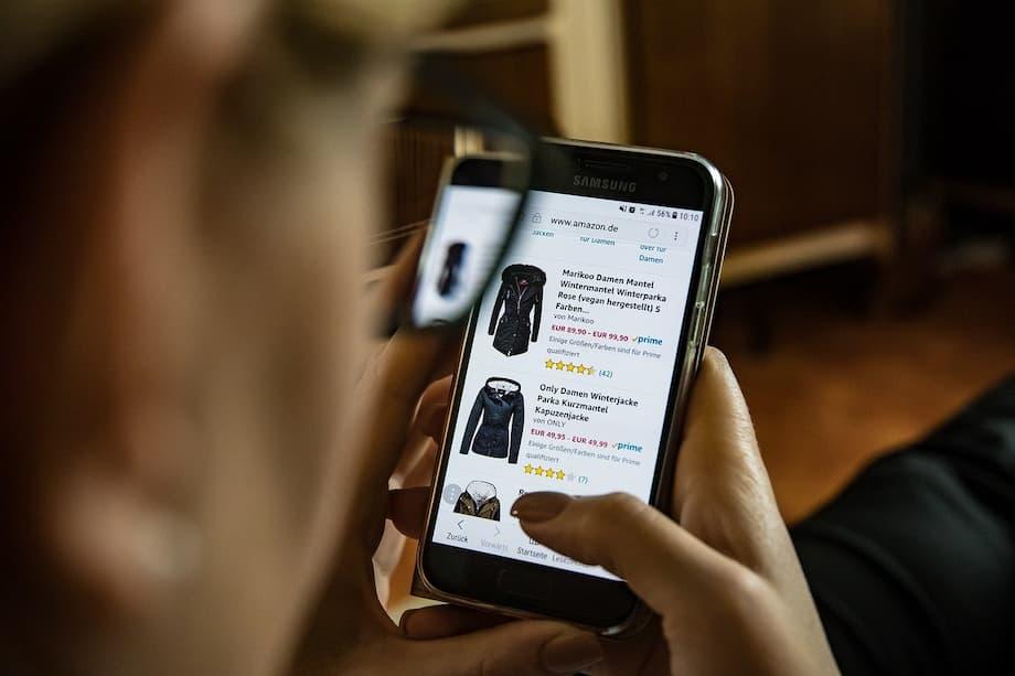 cuidados de segurança para compra online