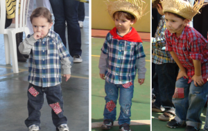 Roupas infantis para festa junina – modelos e onde comprar