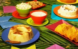 Comidas para Festa Junina