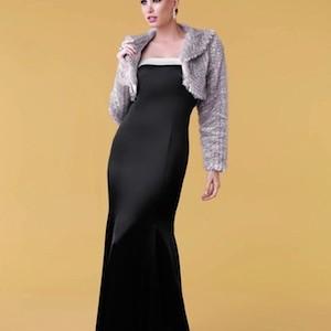 208803 vestido de festa casaco  300x300 Roupas para Usar em Casamentos no Inverno