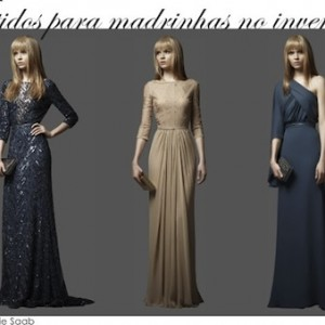 208803 vestido festa casamemto inverno2 300x300 Roupas para Usar em Casamentos no Inverno