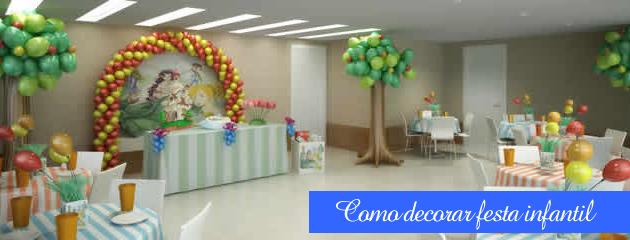210903 como decorar festas infantis Decorar Festa Infantil Simples, Dicas