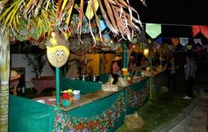 Festa de São João Decoração