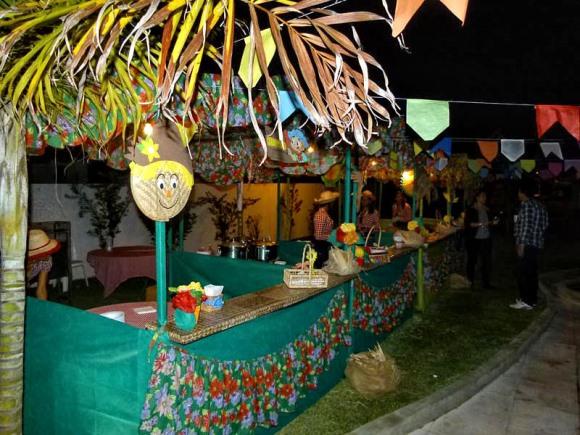 decoracao alternativa para festa junina:213959 Festa de São João Decoração 7 Festa de São João