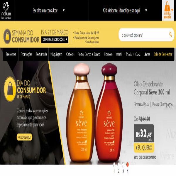 217576 natura compra online 600x600 Pedidos de Natura Online