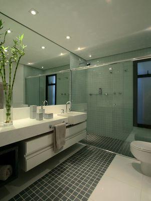 228517 criatividade e dedica%C3%A7%C3%A3o nos detalhes Como Decorar Banheiro com Flores
