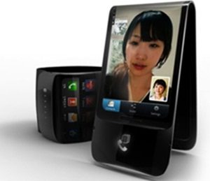 235535 Smartphone Samsung Galaxy Flexível 1 Smartphone Samsung Galaxy Flexível