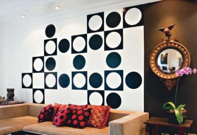 235612 decoraçao criativa para paredes Decoração Criativa Para Paredes