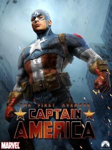 235801 CAPITÃO+AMÉRICA1 225x300 Filme Capitão America Estréia na Sexta no Brasil