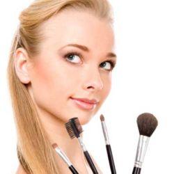 236085 maquiagem como fazer Como Passar Base com Pincel