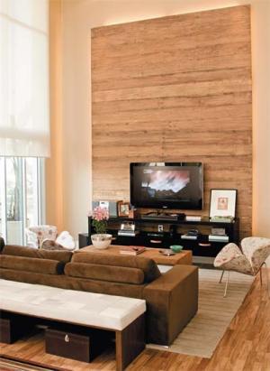 236757 Decoração de Sala de TV Simples 1 Decoração de Sala de TV Simples
