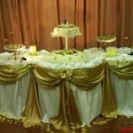 236820 casamento2 150x150 Decoração de Mesa de Casamento   Fotos