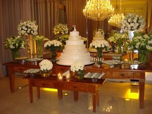 236820 casamento3 Decoração de Mesa de Casamento   Fotos