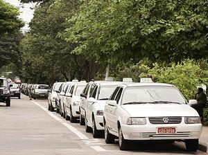 236842 taxi1 Como ser Taxista em SP
