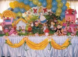 237058 decoração de aniversario alice no pais das maravilhas2 Decoração de Aniversário Alice no País das Maravilhas