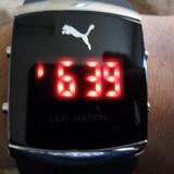 238249 Relógio LED Puma Original Preço 3  Relógio LED Puma Original Preço, onde Comprar
