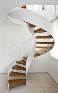 238356 Escada 3 189x300 Modelos de Escadas para Casas Pequenas, Dicas de Decoração