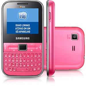 238624 celular dual chip samsung em promoção Celular Samsung Dual Chip na Promoção