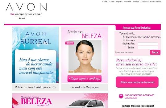 Avon pedido fácil - Enviar pedido Avon online