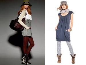 239105 vestido de lã com legging 4 300x227 Vestido de Lã com Legging