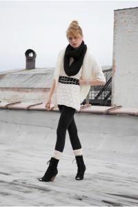 239105 vestido de lã com legging 5 200x300 Vestido de Lã com Legging