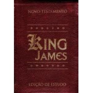 239655 James 2 Bíblia de Estudo do Novo Testamento James King, Onde Comprar