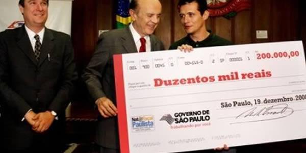 24108 Nota Fiscal Paulista adia liberação de créditos sorteios Nota Fiscal Paulista: Cadastro, Consulta de Créditos, Sorteios