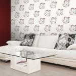 244014 papel de parede simples chique 150x150 Papel De Parede Para Decorar Salas Dicas