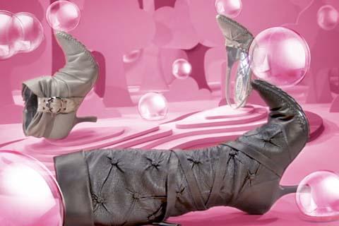 244758 ramarim2010 botas femininas Sapatos Ramarim Total Confort