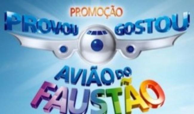 245204 Promocao de Premios do Faustao Promoção de Prêmios do Faustão