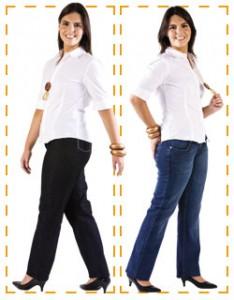246427 calças para quadril largo 2 234x300 Modelos de Calças para Mulheres de Quadris Largos