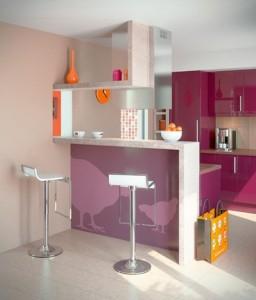 246445 Cozinha Pequena1 thumb1 256x300 Cores Para Cozinhas Pequenas