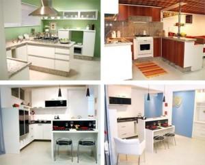 246445 cozinha pequena 3 300x241 Cores Para Cozinhas Pequenas