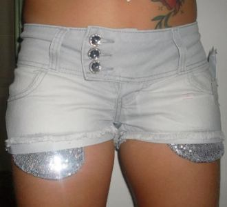 246671 Shorts com Bolso para Fora 4 Shorts com Bolso para Fora Como Fazer