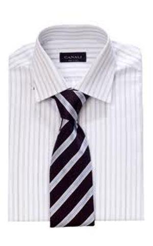 248897 Como Combinar Camisas Listradas com Gravatas 3 Como Combinar Gravatas com Camisas Listradas