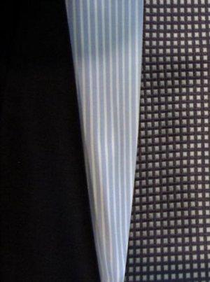248897 Como Combinar Camisas Listradas com Gravatas 4 Como Combinar Gravatas com Camisas Listradas