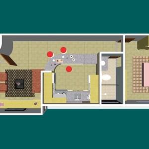 24894 plantas de casas modelos projetos planta baixa 1 300x300 Plantas de Casas: Modelos, Projetos, Planta Baixa