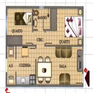 24894 plantas de casas modelos projetos planta baixa 2 300x300 Plantas de Casas: Modelos, Projetos, Planta Baixa