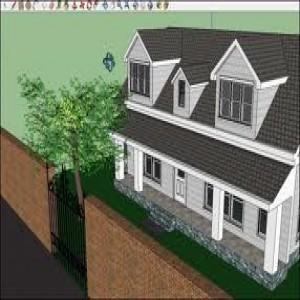24894 plantas de casas modelos projetos planta baixa 300x300 Plantas de Casas: Modelos, Projetos, Planta Baixa