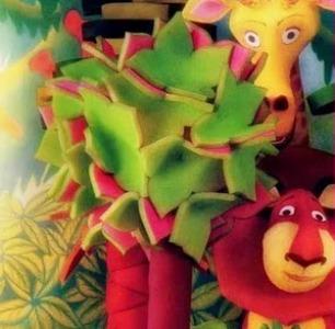 249014 decoração em espuma para festa infantil 4 Decoração Em Espuma Para Festa Infantil