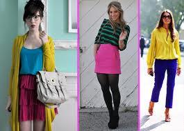 249112 acessórios e roupa colorida2 Como Combinar Acessórios com Roupas Coloridas