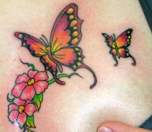 25914 tatuagem feminina 8 Tatuagens Femininas: Tatto confira uma Galeria com as melhores fotos
