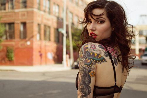 25914 tatuagens femininas galeria com as melhores fotos 60 Tatuagens Femininas   Galeria com as melhores fotos