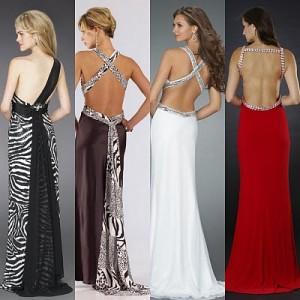 260356 vários 300x300 Modelos de Vestidos Decotados, Sugestões e Dicas