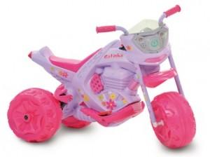 261885 moto zx cross gatinha el 6v rosa bandeirante 3120655 186076 300x224 Modelos de Moto Elétrica Infantil