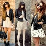 262489 jaquetas de couro femininas looks not1 150x150 Moda Plissada