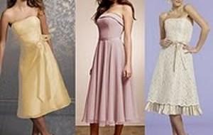 Vestidos para madrinhas de casamento: moda 2012